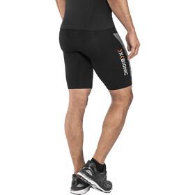 X-Bionic Marathon Pants Short Herre black/pearl grey